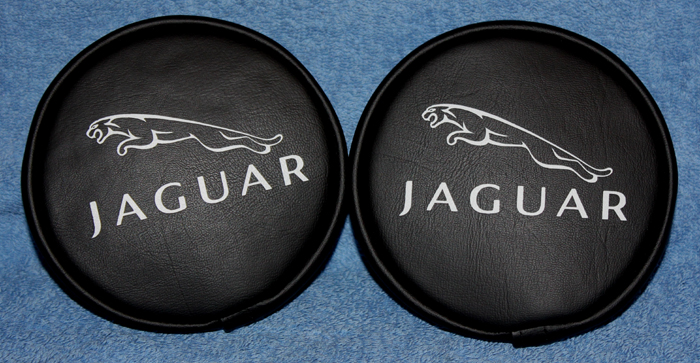 Classic Jaguar spot lamp covers spotlight fog lamp covers MK1 mk2 xjs xj6 V12 V8 XK120 140 150 E TYPE retro-racer-uk