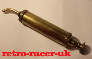 antique vintage brass tool kit roll oil grease syringe steam engine classic british motorcycle BSA Triumph Vincent car truck bus lorry retro-racer -uk - Copy