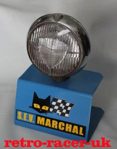 marchal spot fog lamp spotlight display stand fantastic 662 762 660 709 819672 682 880 902 retro-racer-uk